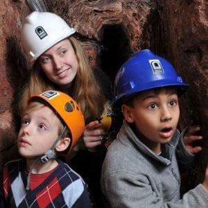 exeter underground passages