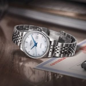 longines goldsmiths watch